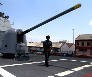 Malabar naval exercise - USS Princeton