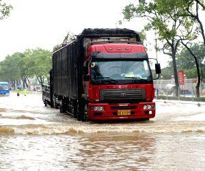 CHINA GUANGXI FLOOD WARNING