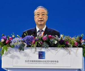 CHINA GUIYANG ECO FORUM OPENING