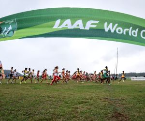 CHINA-GUIYANG-IAAF CROSS COUNTRY CHAMPIONSHIPS