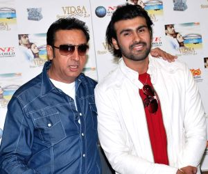 Gulshan Grover at Virsa film music launch at Times Music office.