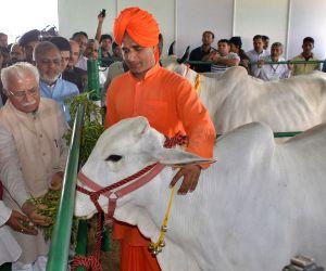 Haryana CM inaugurates 'Agri Leadership Summit - 2015'