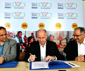 Nestle India inks agreement with the Magic Bus India Foundation on Nutrition, Health and Wellness amongst adolescents