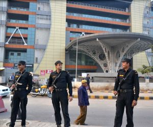 Bomb threats at HUDA City Centre metro station