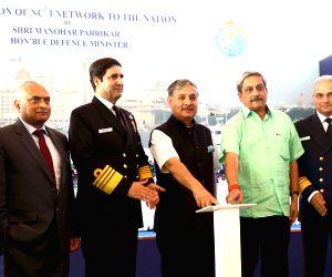 Manohar Parrikar inaugurates NC3I