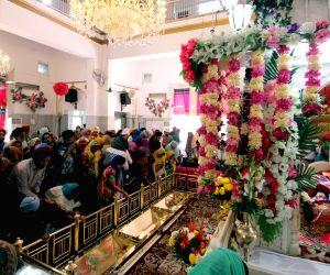 Guru Nanak Jayanti celebrations