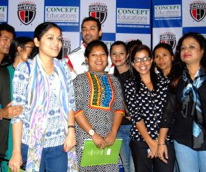 Concept Education becomes main sponsor of NorthEast United FC