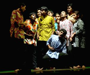 Drama - 'Tees Mar Khan' at 4th National Children Theatre Festival