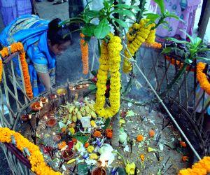 Bathow Puja celebration