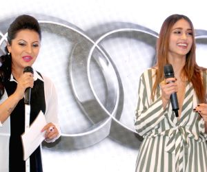 Ileana D'Cruz launches Audi  showroom