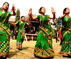 Ali Aye Ligang festival