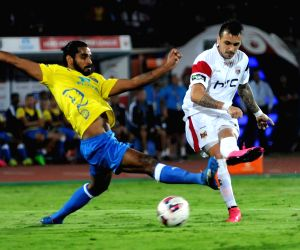 Kerala Blasters rout NorthEast United 4-1