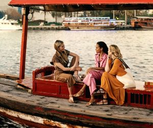 'A Story Takes Flight' for Gwyneth Paltrow, Kate Hudson, Zoe Saldanah in Dubai