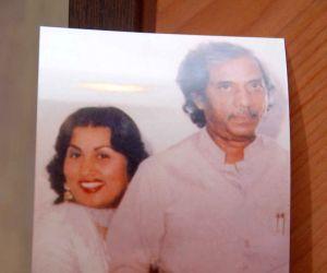 "Haji Mastan's wife Shahjehan Begum speaks to Media on ""Once Upon a Time In Mumbai"" Film at Andheri."