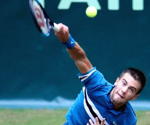 GERMANY-HALLE-TENNIS-GERRY WEBER OPEN-FINAL