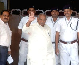 Jitan Ram Manjhi at Bihar Assembly