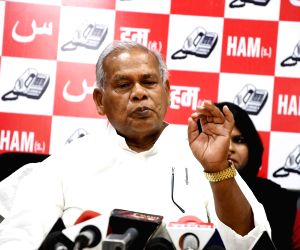 File Photo: Jitan Ram Manjhi