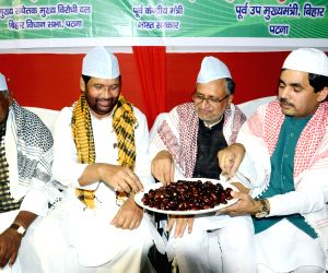 Iftaar party - Sushil Kumar Modi