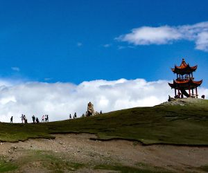 CHINA XINJIANG HAMI SCENERY