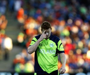 Hamilton (New Zealand): ICC World Cup - 2015 - India vs Ireland