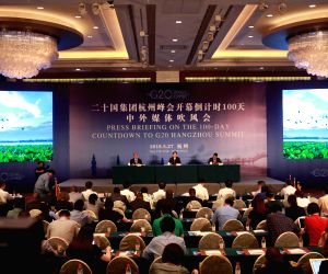 CHINA HANGZHOU G20 PRESS BRIEFING