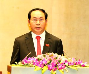 Vietnam President dead after after prolonged illness