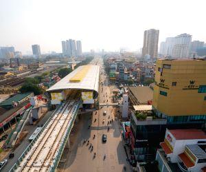 VIETNAM-HANOI-URBAN RAILWAY LINE