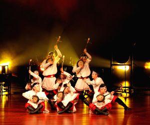 VIETNAM HANOI CHINA PERFORMANCE