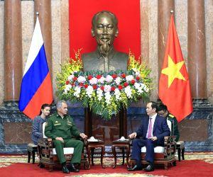 VIETNAM HANOI RUSSIA VISIT