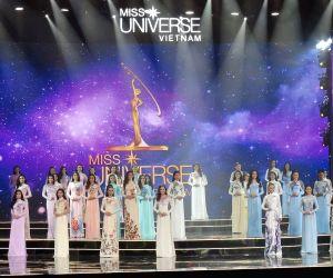 VIETNAM-KHANH HOA-MISS UNIVERSE VIETNAM