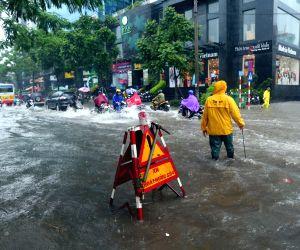 VIETNAM HANOI FLOOD