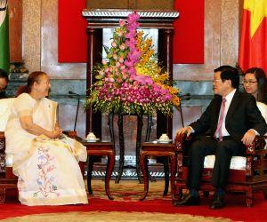 VIETNAM HANOI INDIA MEETING