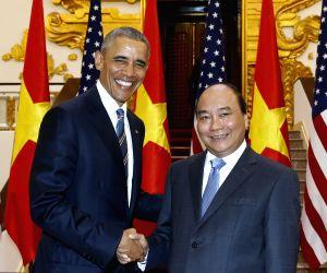VIETNAM HANOI U.S. BARACK OBAMA VISIT