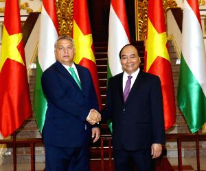 VIETNAM HANOI HUNGARY PM VISIT