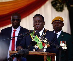 ZIMBABWE-HARARE-DEFENSE FORCES DAY