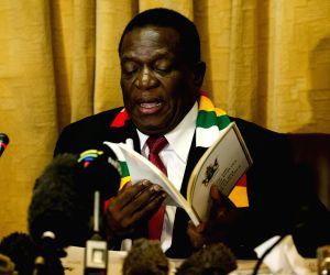 ZIMBABWE HARARE MNANGAGWA POST ELECTION VIOLENCE REPORT