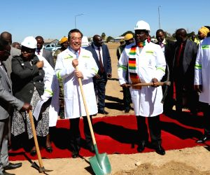 ZIMBABWE-HARARE-AIRPORT-UPGRADING AND EXPANSION WORK
