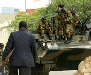 ZIMBABWE HARARE ARMY