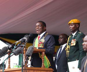 ZIMBABWE PRESIDENT INAUGURATION
