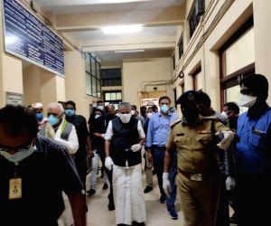 Hardeep Puri, Vijayan, Kerala Guv among others to visit crash site
