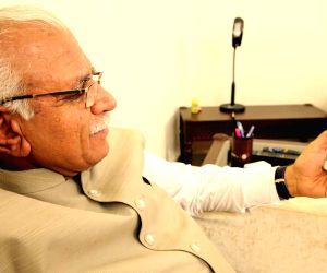 Manohar Lal Khattar congratulate Seema Pujani