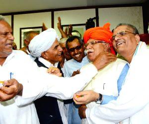 Khap leaders meets Haryana CM