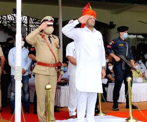 Haryana Dy CM during 74th Independence Day celebrations