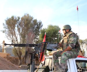Syrian army enters Kurdish-held town amid Turkish assault