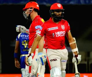 IPL 2017 - Kings XI Punjab vs Mumbai Indians