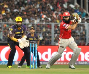 IPL 2017 - Kolkata Knight Riders vs Kings XI Punjab