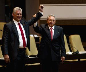 CUBA-HAVANA-NATIONAL ASSEMBLY-PRESIDENCY