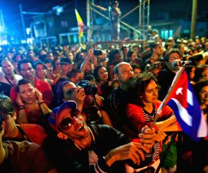 CUBA MUSIC SILVIO RODERIGEZ CONCERT