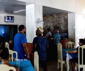 CUBA HAVANA U.S. DIPLOMACY