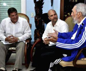 CUBA HAVANA POLITICS CASTRO